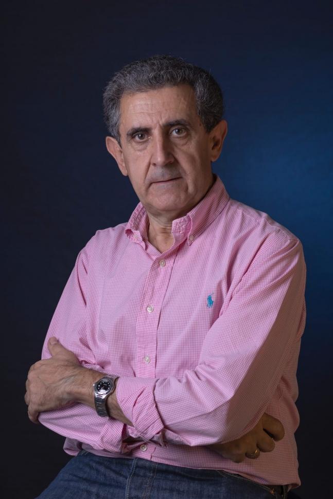 ENRIQUE MARTÍNEZ GIL Y ANTONIO PELAYO, IMAGEN Y VOZ DE LA SEMANA SANTA 2021