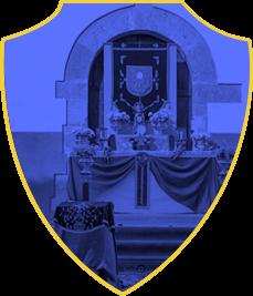 Botón Altar Corpus Christie