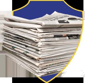 Botón Hemeroteca (Prensa)